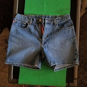 SZ 10 Polo Jean Shorts